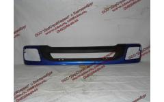 Бампер FN3 синий самосвал для самосвалов фото Курган