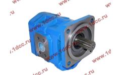 Насос гидравлический CBGj2080H (14 шлицов) XCMG LW541F/LW500F