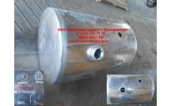 Бак топливный 380литров круглый H2/H3 фото Курган