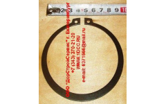 Кольцо стопорное наружнее d- H фото Курган