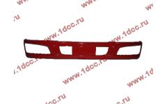 Бампер F красный пластиковый для самосвалов фото Курган