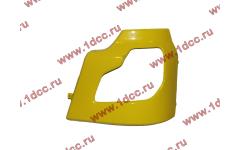Бампер DF желтый самосвал боковой левый для самосвалов фото Курган