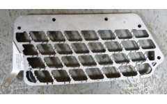 Подножка алюминиевая нижняя тягач/миксер правая  SH F3000 фото Курган